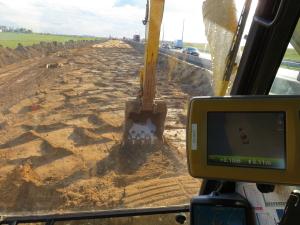 """Реконструкция автомобильной дороги М-3 """"Украина"""", км 124 - км 173. 2015 год."""