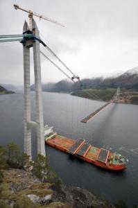 Norway-Sky-Bridge_Erection process